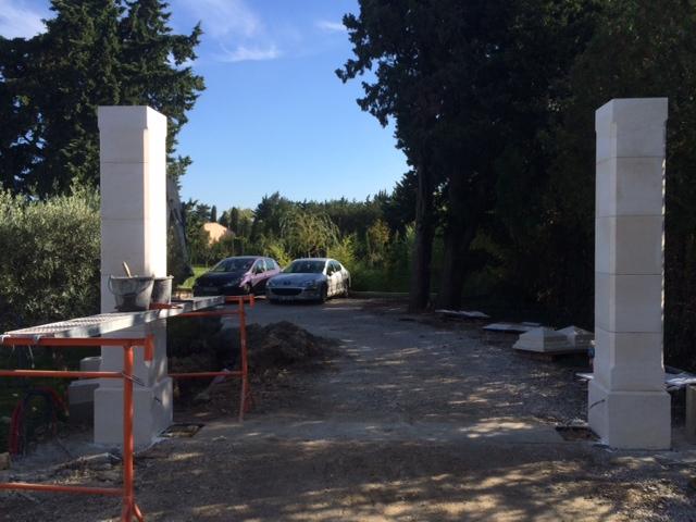 construction Châteaurenard